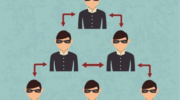 ponzi scheme explained