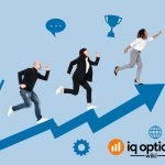 trend is your friend at iq option