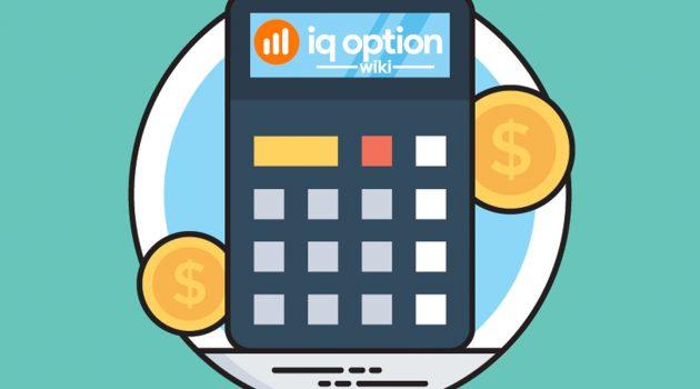iq option wiki profit calculator