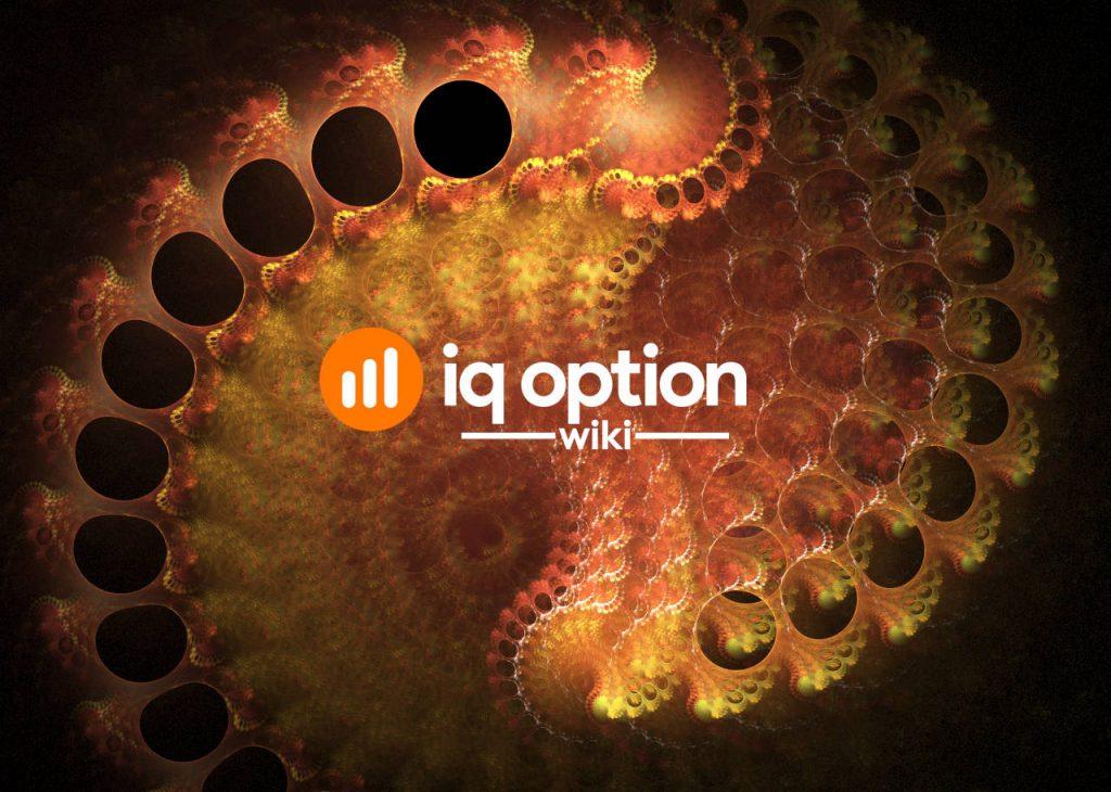 Fractal indicator on IQ Option