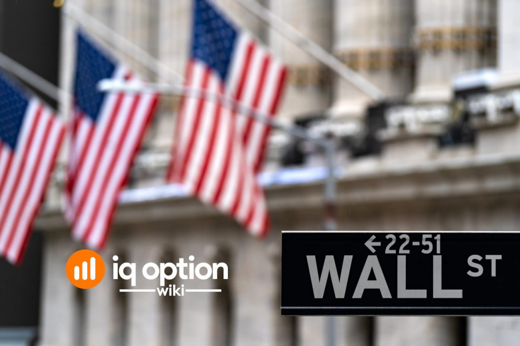 Trading stocks CFD on IQ Option