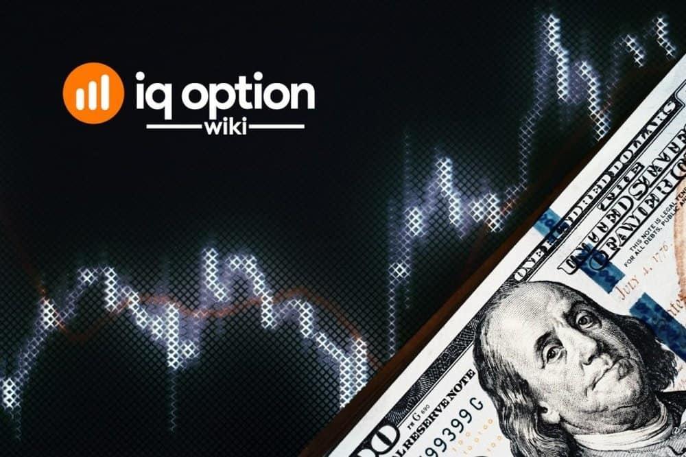 Trading forex on IQ Option