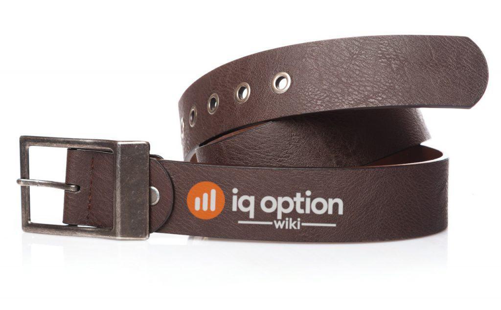 Belt hold candlestick pattern on IQ Option