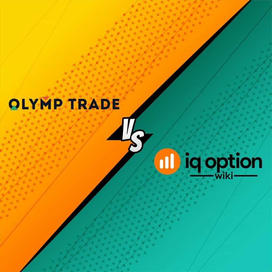 iq-option-vs-اولمپ تجارت